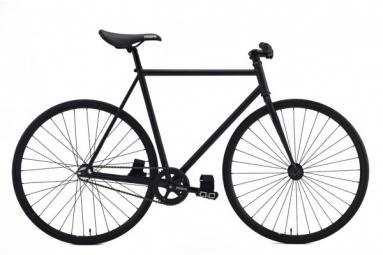 FOCALE 44 Vélo Complet Fixie S-EXPRESS Noir