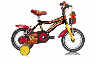 lombardo velo enfant monopoli 12 noir rouge jaune