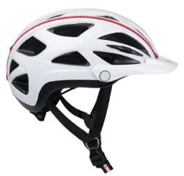 casco casque ville chemin activ tc blanc l 58 61 cm