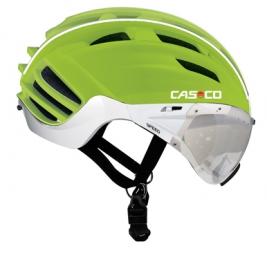 CASCO Casque SPEEDSTER avec visière Vert Mat