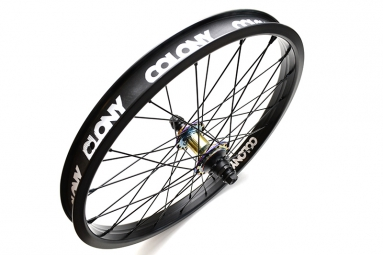 COLONY Rear Wheel Pintour WASP Oil Slick