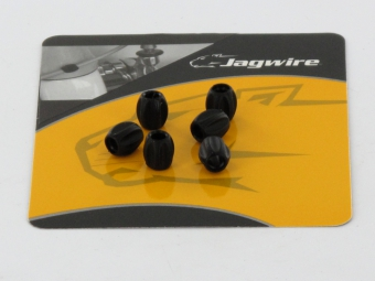 jagwire tube de protection noir x6