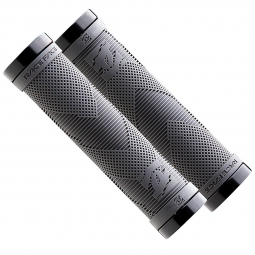 Race Face Sniper Lock-On Grips - Grey