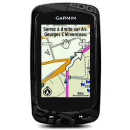 GARMIN GPS EDGE 810 Noir + Carte TOPO FRANCE ENTIERE V4