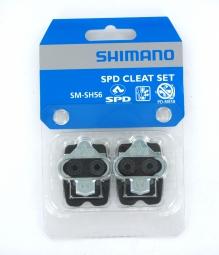 shimano cales sm sh56 spd plaque de support la paire