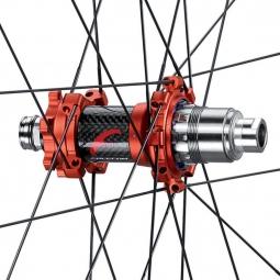 fulcrum paire de roues red metal xrp 27 5 axe 9 15mm av et mm ar disque 6t shimano s