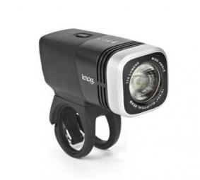 KNOG Lampe Avant BLINDER ARC 1.7 Argent