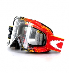 OAKLEY Masque PROVEN MX RC Signature Red / Yellow