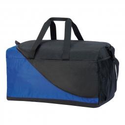 Shugon sac de sport sac de voyage 43l 2477 noir et bleu roi
