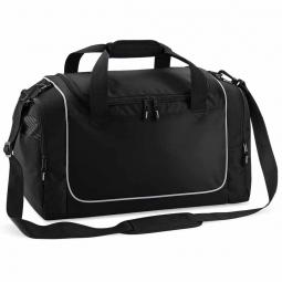 Quadra sac de sport compact qs77 noir gris non communique