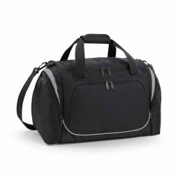 Quadra sac de sport compact qs277 noir gris non communique