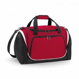 Quadra sac de sport compact qs277 rouge noir blanc non communique
