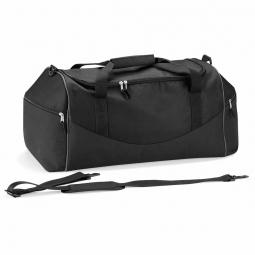 Image of Quadra sac de sport 55l qs70 noir gris non communique