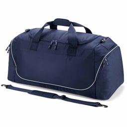 Quadra sac de sport grand volume 104 l qs88 bleu marine gris non communique