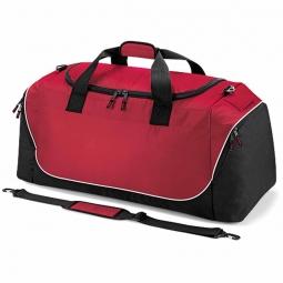 Quadra sac de sport grand volume 104 l qs88 rouge noir blanc non communique