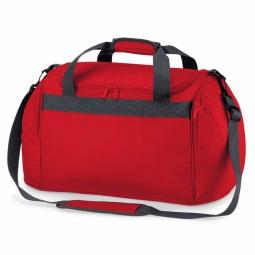 Bag base sac de voyage   multi sports   26 l   bg200   rouge non communique