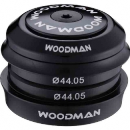 woodman jeu de direction axis aa sicr spg semi integre conique noir
