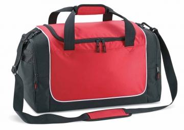 Quadra sac de sport compact locker bag qs77 rouge noir blanc non communique