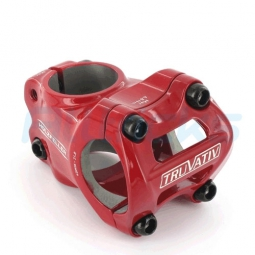TRUVATIV Stem HOLZFELLER 31.8mm 0° Red