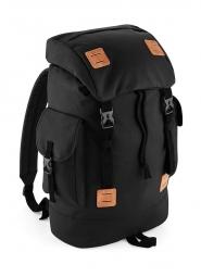 Image of Bag base sac a dos explorer vintage bg620 27 l noir non communique