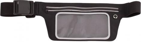 Kimood Sac ceinture pour smartphone - KI0340 - noir