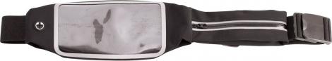 Kimood Sac ceinture pour smartphone - KI0341 - noir