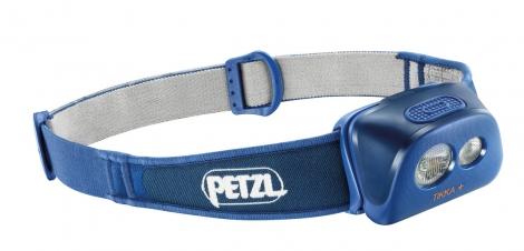 PETZL TIKKA +Bleu jean