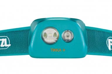 PETZL Lampe Frontale TIKKA + Turquoise