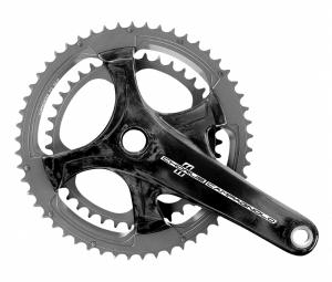 Campagnolo pedalier chorus ultra torque carbon 11 v compact 34 50 dents 175