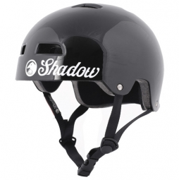 casque bol shadow classic noir kid 46 50 cm