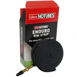 NOTUBES Fond de Jante Tubeless Enduro 26'' 25-28 mm Presta