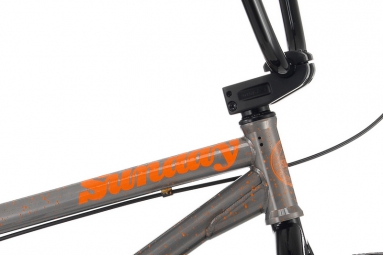 SUNDAY 2015 BMX COMPLET AM Plus Aaron Ross Signature Brut Orange Splatter