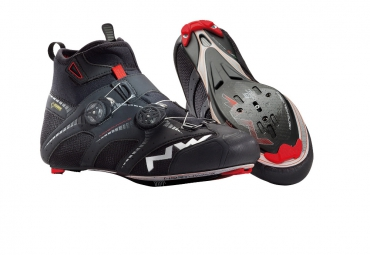 chaussures route northwave extreme winter gtx 2015 noir 41