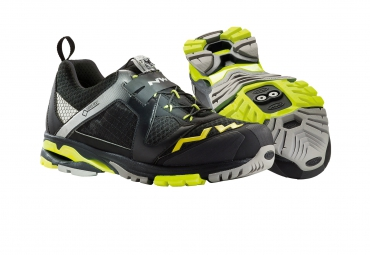 Chaussures VTT Northwave EXPLORER GTX Noir/Jaune