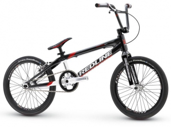redline bmx flight team carbone pro xxl noir