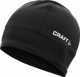 CRAFT Bonnet THERMAL Light Black