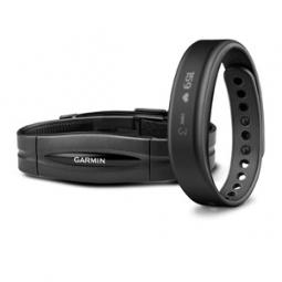 garmin bracelet vivosmart hrm gris s 127 172 mm