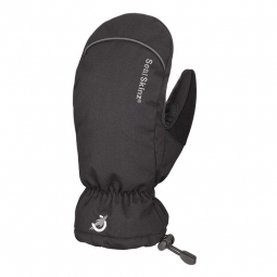 SEALSKINZ Paire de Moufle Hiver  Noir