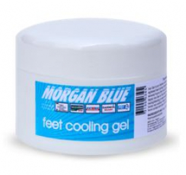 Gel azul MORGAN Pies 200ml frescas
