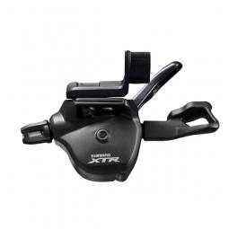 commande gauche shimano xtr sl m9000 3x11v i spec noir