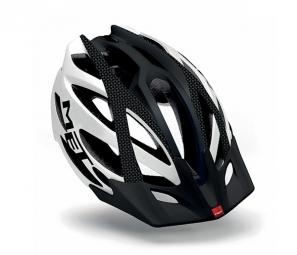 MET 2015 Helmet KAOS Ultimate White/Black
