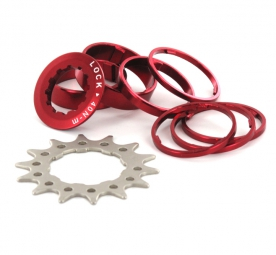 SB3 Single Speed ​​Kit Red