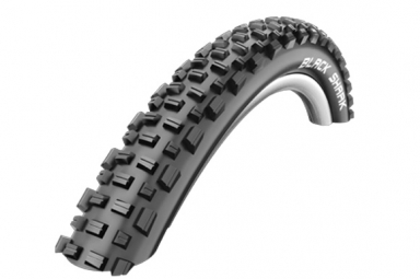 SCHWALBE Pneu BLACK SHARK MUD 26x2.10 Rigide Noir