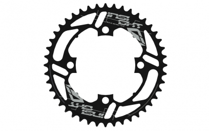 INSIGHT 4 Bolts Chainring Silver