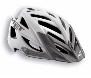 MET 2015 Helmet Terra White Grey