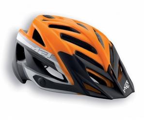 MET 2015 Helmet Terra Orange Panel