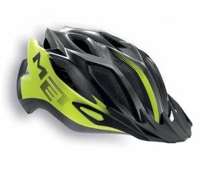MET 2015 Helmet CROSSOVER XL Yellow Black