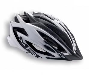 MET 2015 Helmet VELENO White Mat