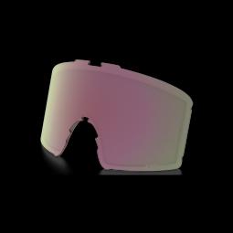 Ecran oakley repl lens line miner inferno hi pink iridium