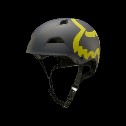 Casque de vtt fox flight eyecon hardshell black l